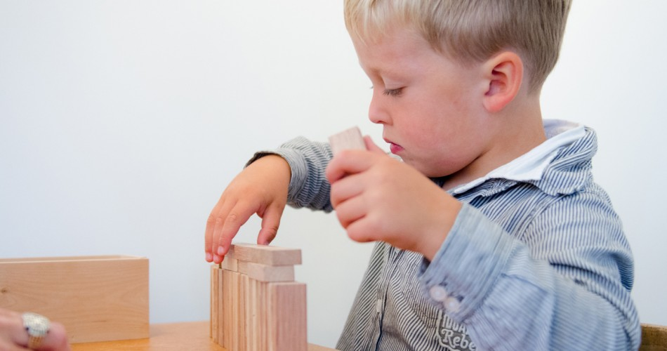 Kinderoefentherapie